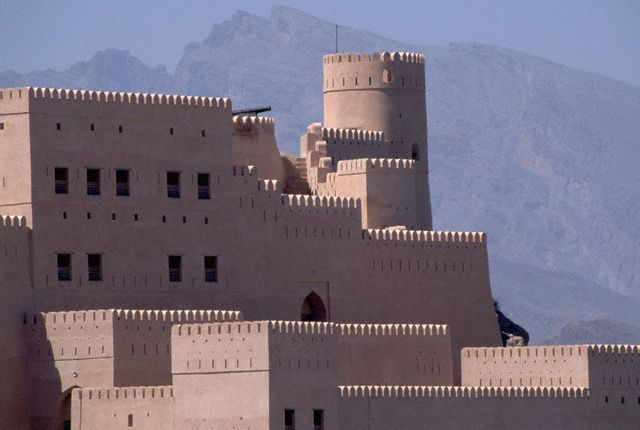 Fort in Nakhl, Al-Batinah
