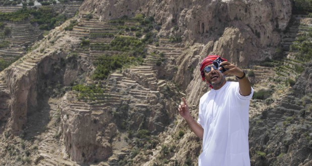Sheikh Majed in Oman - 4