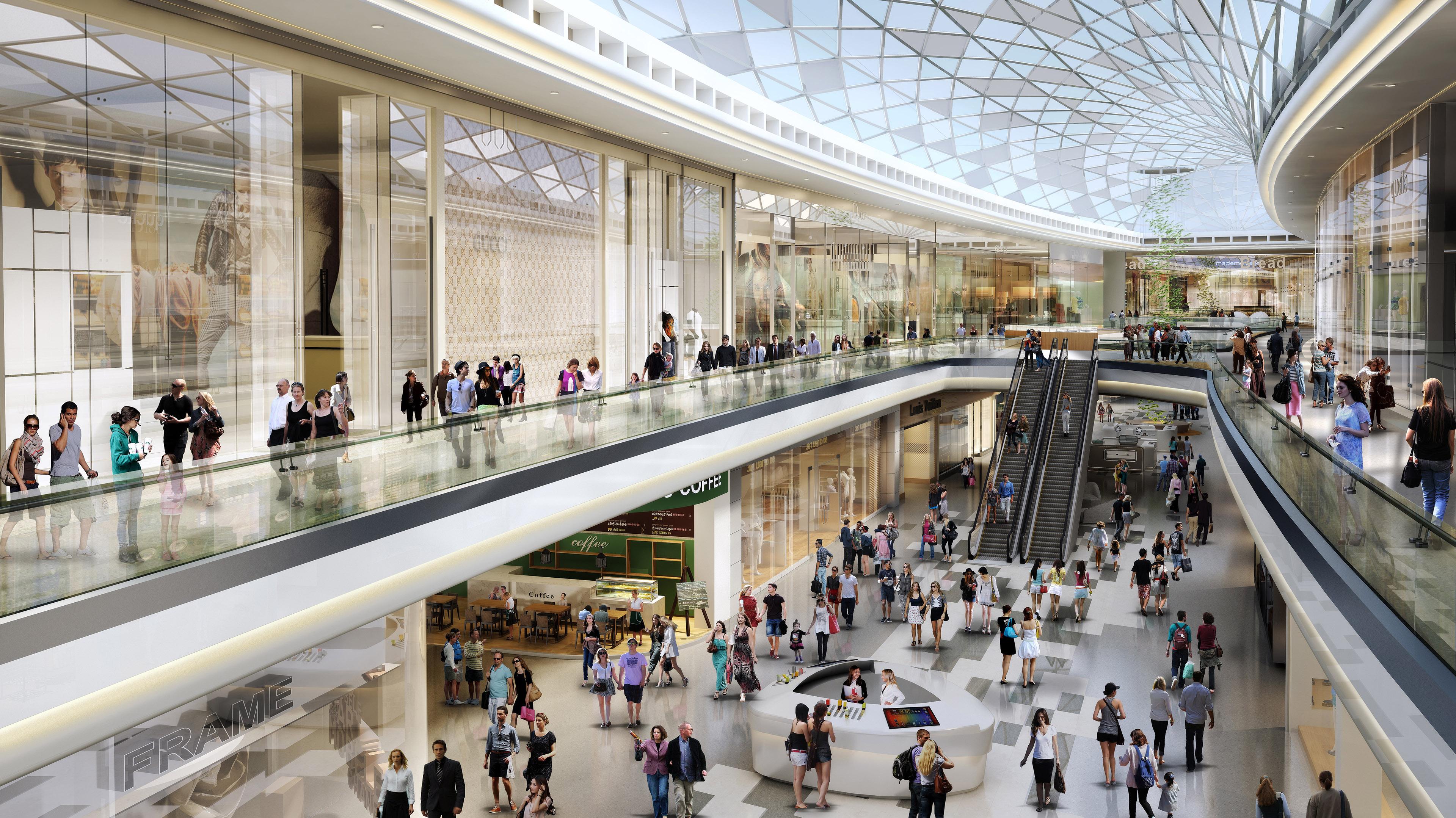 2268c8aa2 وتتمحور فكرة التصميم لهذا المشروع بوحي من مراكز التسوق الشهيرة الموجودة في  لندن والتي أنشأتها شركة ويستفيلد الأسترالية العملاقة. ولقد سعت مجموعة  الرائد إلى ...