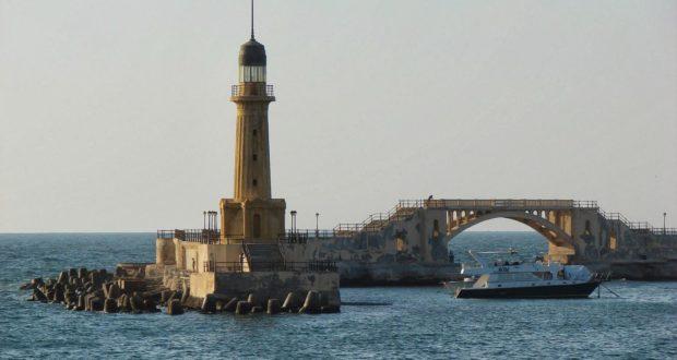 منارة الإسكندرية.. درة على جبين عروس البحر المتوسط | جريدة وجهات