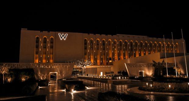 الاربعاء المقبل افتتاح فندق دبليو مسقط   جريدة وجهات