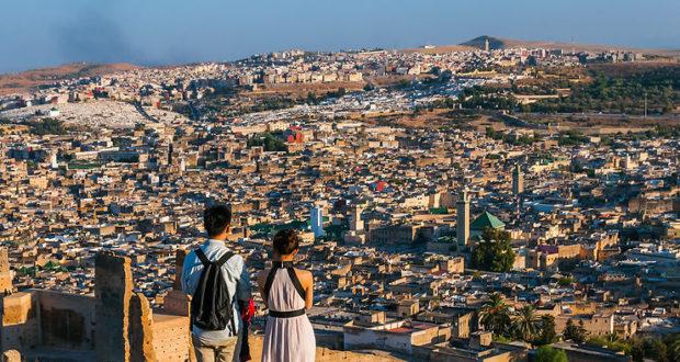 فاس المدينة المغربية العريقة تتزين بحلة جديدة